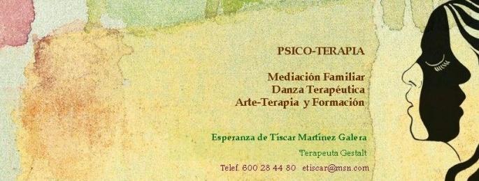 Esperanza de Tiscar. Psicoterapia.